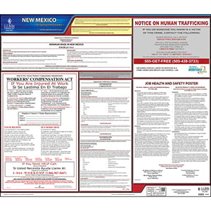 2019 New Mexico & Federal Labor Law Posters