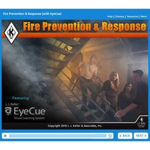 Fire Prevention & Response: What Employees Need to Know - Online Training Course