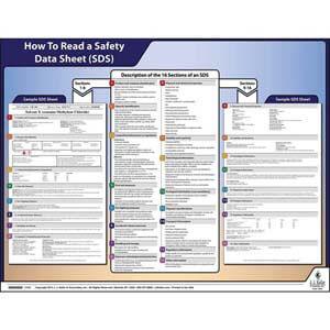 """Safety Data Sheet Binder - 2.5"""" Ring Capacity"""