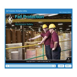 Fall Protection: Workplace Safety - Online Training Course