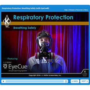 Respiratory Protection: Breathing Safely - Online Training Course