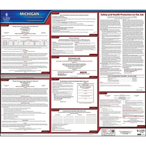 2019 Michigan & Federal Labor Law Posters