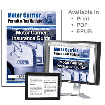 Special Report - Motor Carrier Insurance Guide