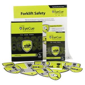 Forklift Safety Training - EyeCue® Starter Pack