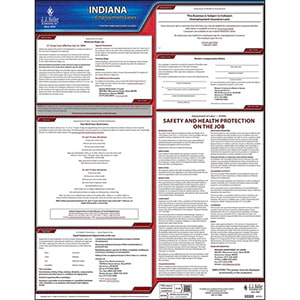 2019 Indiana & Federal Labor Law Posters