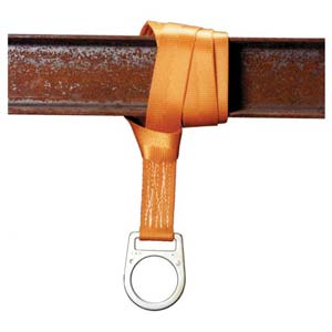 Miller® Cross-Arm Strap Anchorage Connector w/D-Ring & Loop