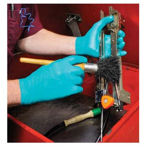 Ansell Touch N Tuff® Premium Powder-Free Nitrile Industrial Gloves