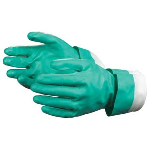 Ansell 37-175 Sol-Vex® Nitrile Immersion Gloves