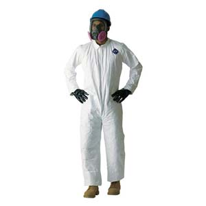 DuPont™ Tyvek® Disposable Clothing Coveralls
