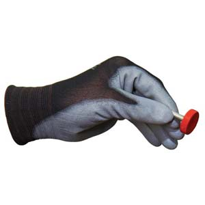 Ansell Hyflex® 11-600 Polyurethane Palm String Knit Gloves