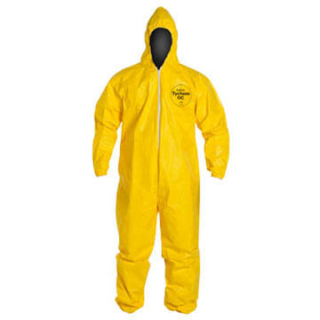 DuPont™ Tychem® QC Disposable Clothing Coveralls