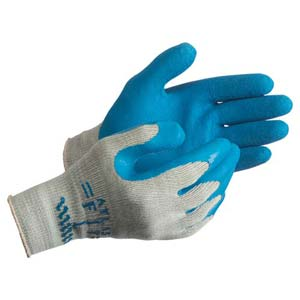 SHOWA™ Atlas Fit Rubber Palm String Knit Gloves