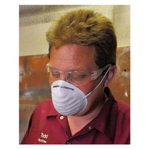 Gerson® 1501 Disposable Nuisance Dust Mask