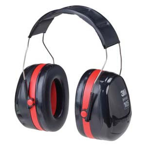 3M™ OPTIME™ 105 Headband Earmuffs