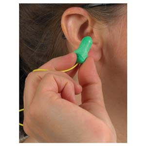 Sperian Max Lite Disposable Earplugs