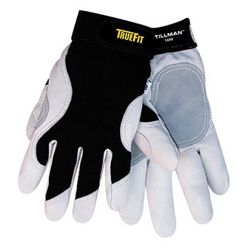 Tillman 1470 TrueFit™ Goatskin Mechanix Gloves