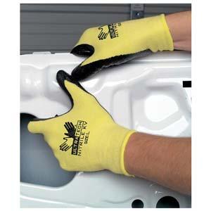 MCR Safety Ultratech Nitrile Palm Kevlar® String Knit Gloves