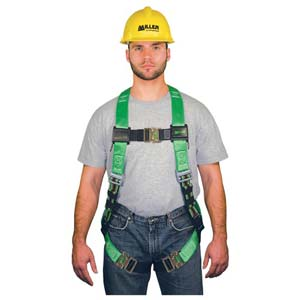 Miller® DuraFlex Python™ Ultra Harness