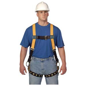 Miller® T-Flex™ Stretchable Full Body Harness