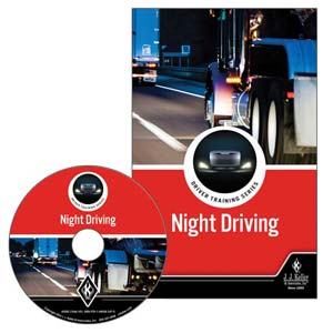 Night Driving: Driver Training Series - DVD Training