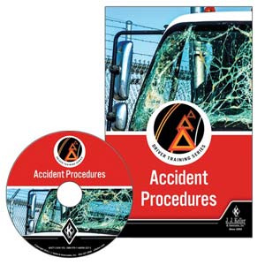 Accident Procedures: Driver Training Series - DVD Training
