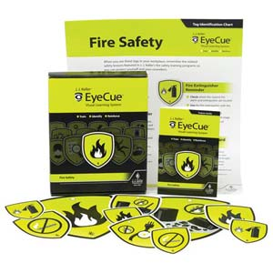 Fire Safety Training - EyeCue® Starter Pack