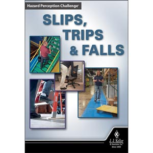 Slips, Trips, and Falls: Hazard Perception Challenge - Streaming Video Training Program