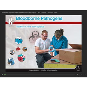 Bloodborne Pathogens Training - Online Course