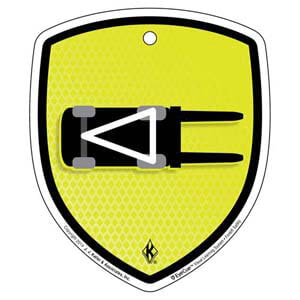 EyeCue® Tags - Forklift Stability Triangle Reminder