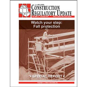 Special Report - Watch Your Step: Fall Protection