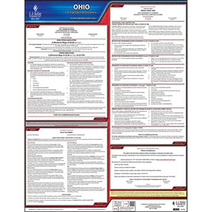 2020 Ohio & Federal Labor Law Posters