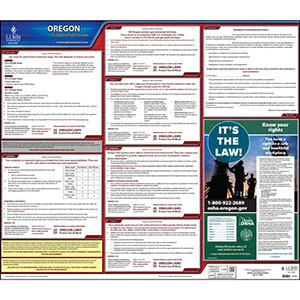 2020 Oregon & Federal Labor Law Posters