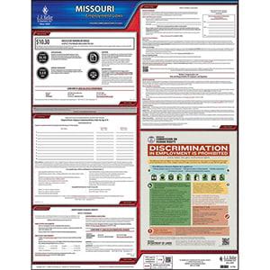 Missouri & Federal Labor Law Posters