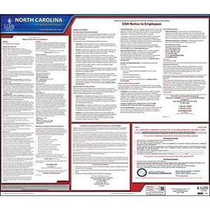 North Carolina & Federal Labor Law Posters
