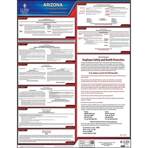 Arizona & Federal Labor Law Posters