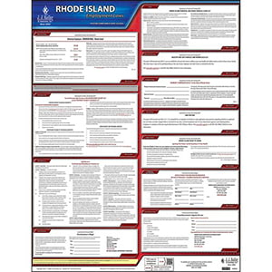 Rhode Island & Federal Labor Law Posters