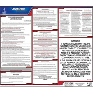 Colorado & Federal Labor Law Posters