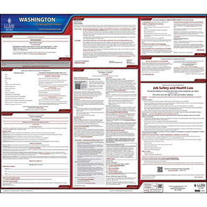 2019 Washington & Federal Labor Law Posters