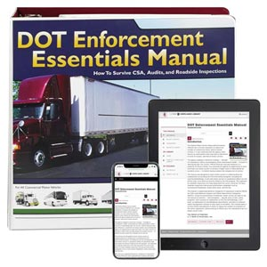 DOTEnforcement Essentials Manual
