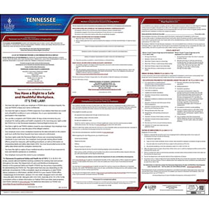 2019 Tennessee & Federal Labor Law Posters