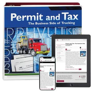 Permit & Tax Manual