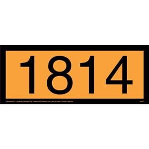 1814 Orange Panel