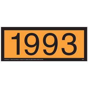 1993 Orange Panel