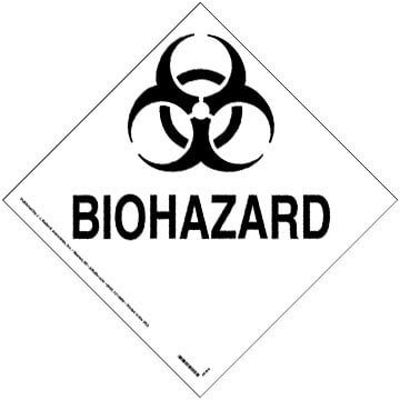 Biohazard Marking