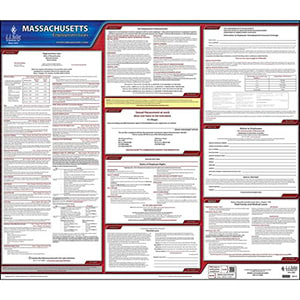 Massachusetts & Federal Labor Law Posters