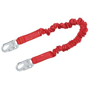 Capital Safety® Protecta PRO Stretch Shock Absorbing Lanyard