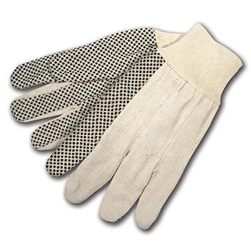 MCR Safety® PVC Dot Gloves