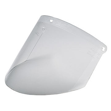 3M™ Faceshields Clear Molded Propionate Faceshield
