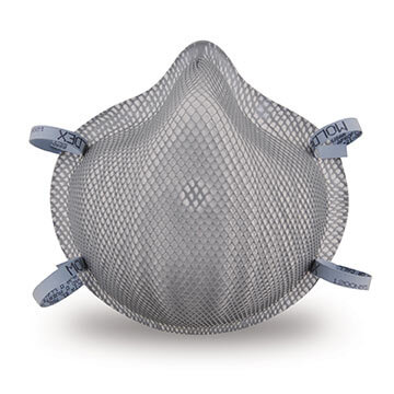 Moldex® Dirt Dawgs N95 MD/LG Disposable Particulate Respirator