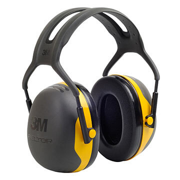 3M™ Peltor™ X2 Series Over-The-Head Earmuff